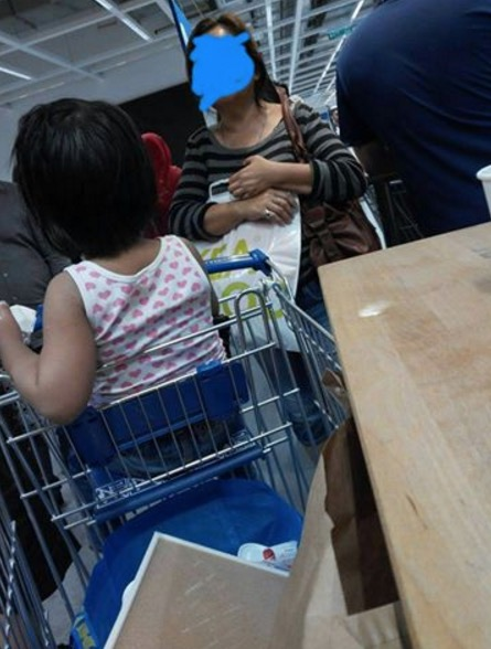 Wanita Cerita Detik Cemas Anak Nyaris Diculik di Ikea Cheras