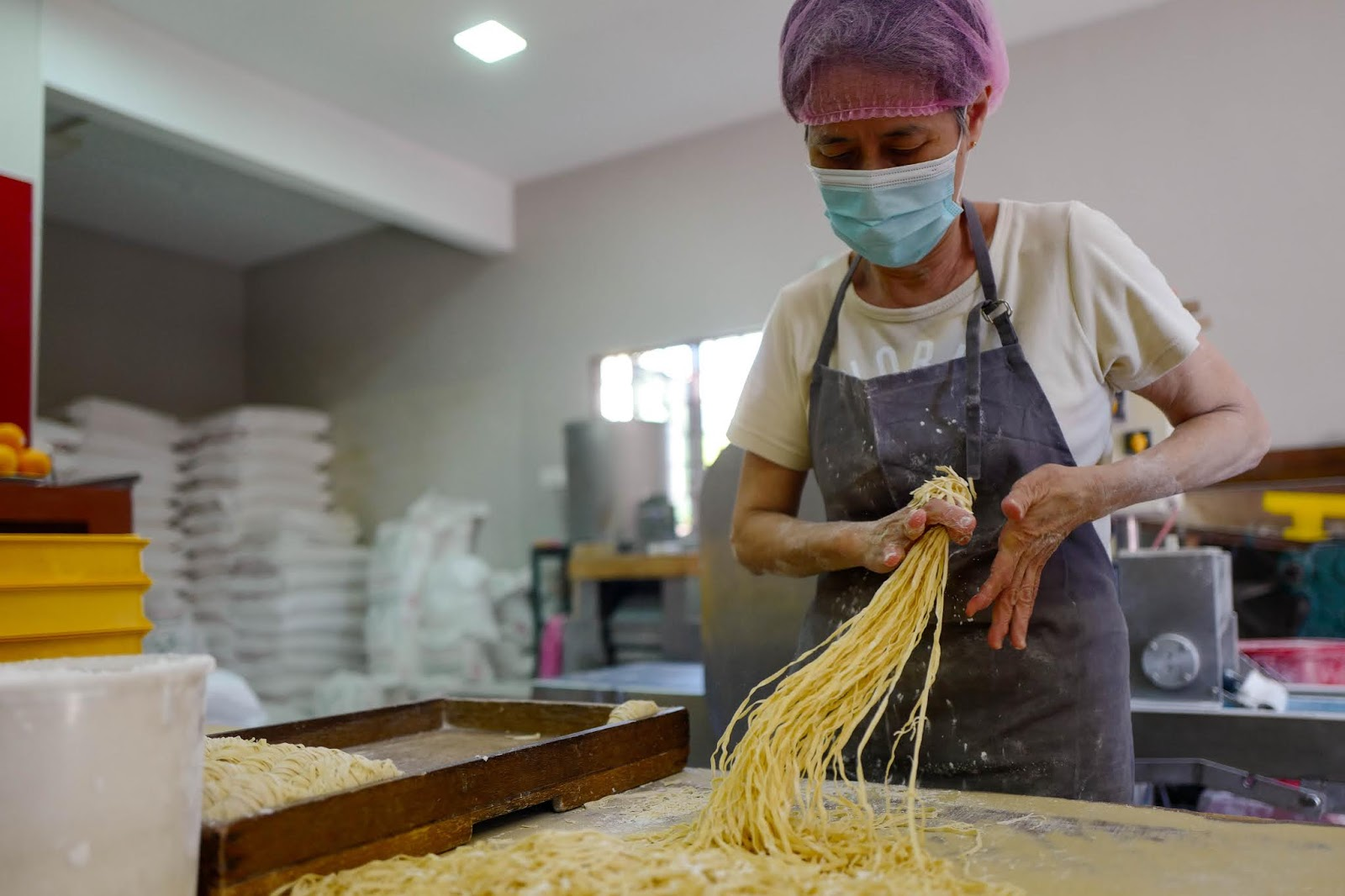 ma noodles 1964: premium duck egg noodles, a malaysian family's three-generations-old heritage