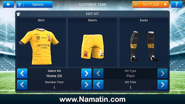 Baju DLS Madura United
