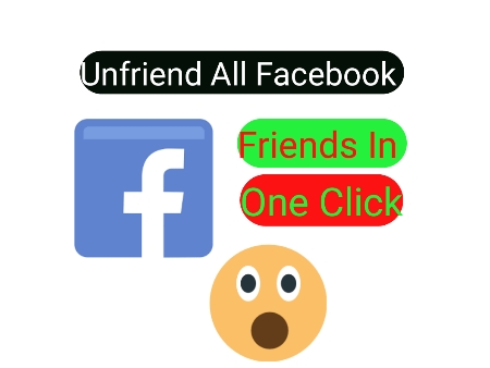 Delete/Remove All Facebook Friends In One Click (2020 Working) - Vivo Liker