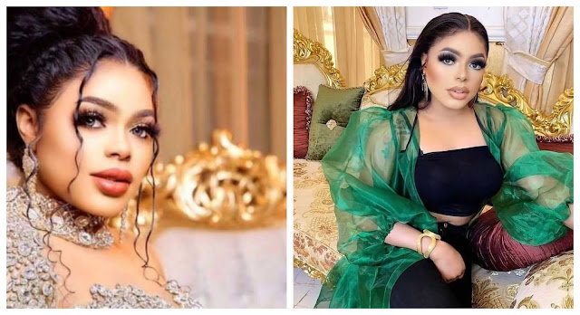 """""""Who is your mate?"""" – Bobrisky shows off N114M account balance from his bank account"""