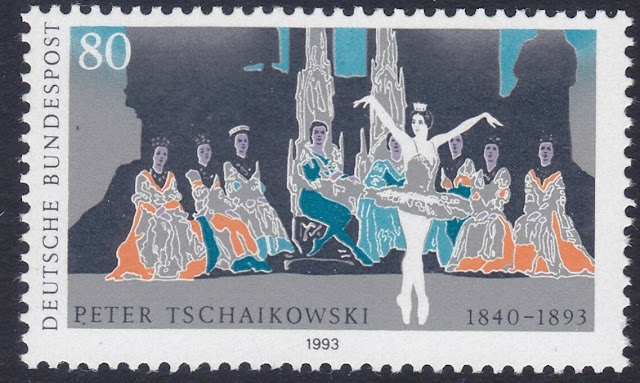 Tchaikovsky  Germany