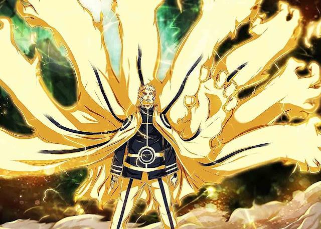 Shinobi Dengan Kontrol Chakra Terkuat di Naruto