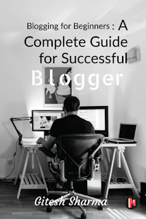 cover art: Blogging for Beginners