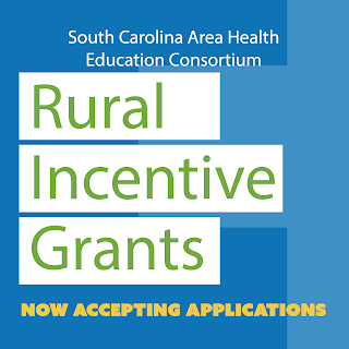 South Carolina AHEC Rural Incentive Grants Now Accepting Applications
