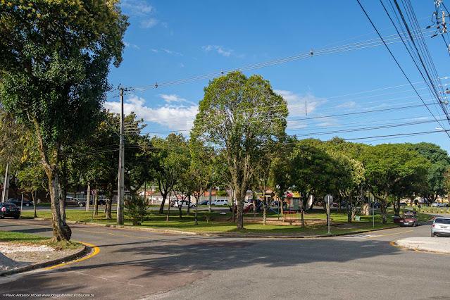 Praça São Francisco de Assis