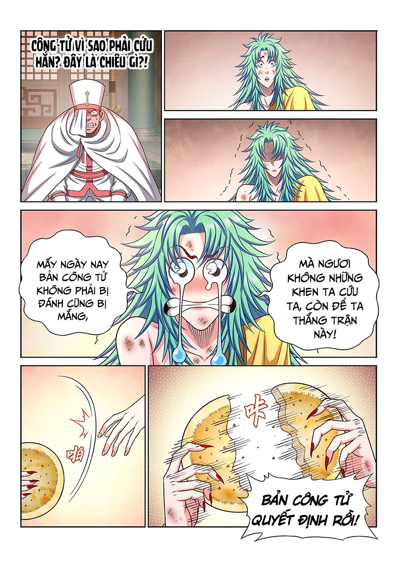 Ta Là Đại Thần Tiên chap 317 - Trang 16