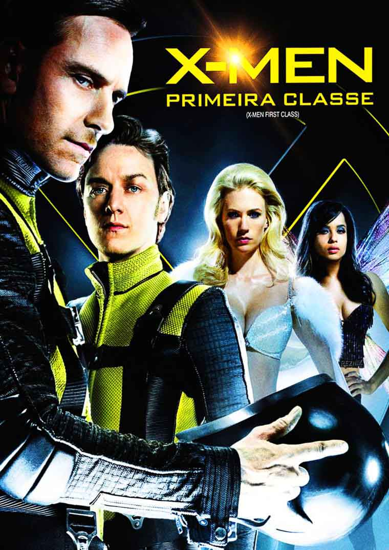 X-Men: Primeira Classe Torrent - BluRay 720p/1080p Dual Áudio
