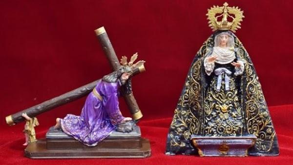 Jesús Caído de Córdoba reproduce sus imágenes en pequeño formato a partir de su copia digital en 3D