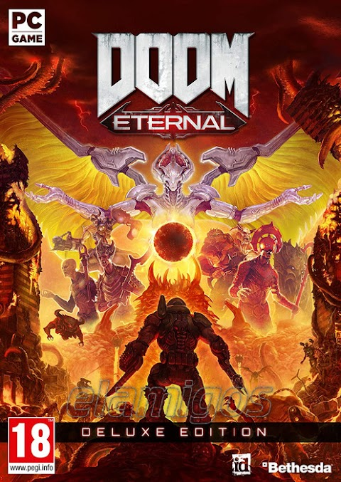 Download DOOM Eternal Deluxe Edition (2020) for pc