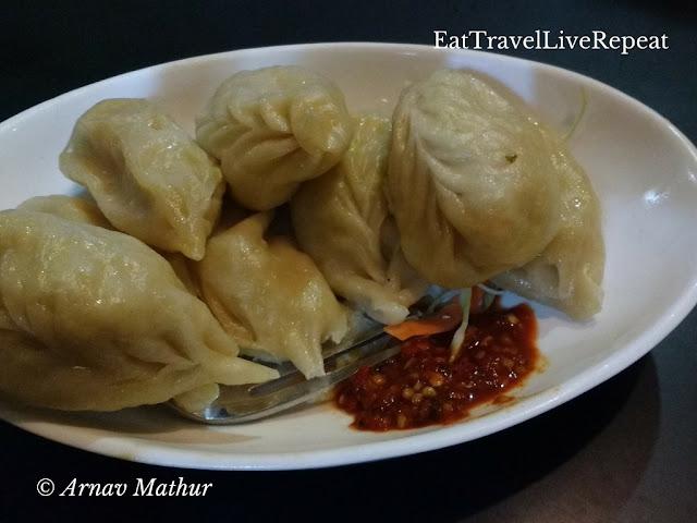 Momo Tibet Kitchen 24 hour McLeodganj foodtrail