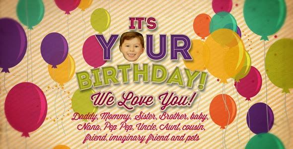 Alikington blogspot com]Hey Its Your Birthday - After