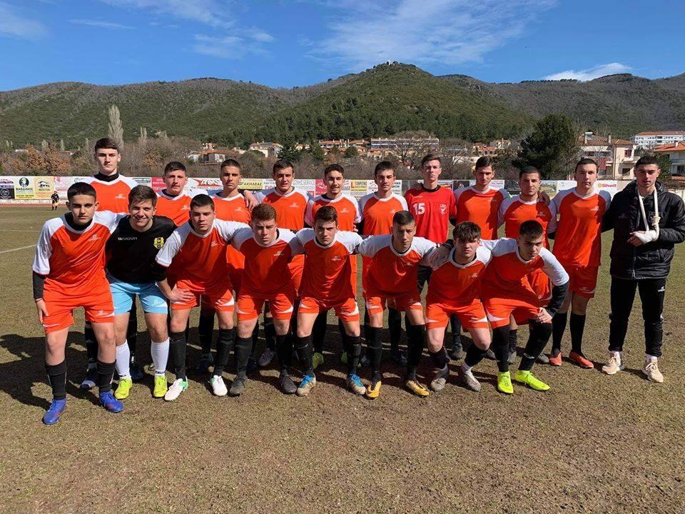 Το Γενικό Λύκειο Αρναίας κατέκτησε το σχολικό πρωτάθλημα Χαλκιδικής 2019 - 20