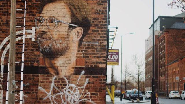 Mural Klopp di Kota Liverpool Tuai Kontroversi di Medsos