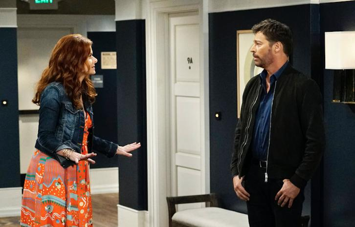 Will & Grace - Episode 9.03 - Emergency Contact - Promos, 3 Sneak Peeks, Promotional Photos & Press Release