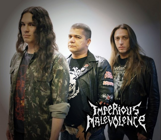"Resenha #65: ""Decades of Death"" - Imperious Malevolence"