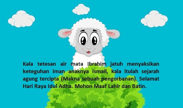 Kata Ucapan Dan Quotes Idul Adha 1440 H 2019