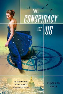 Conspiracy of Us (Thriller like a YA DaVinci Code)