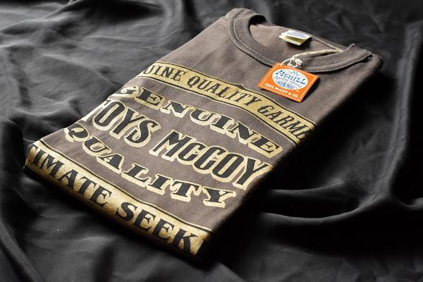 Toys McCoyのTシャツ