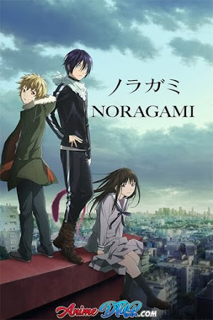 Noragami (12/12) [Cast/Ing/Jap+Subs] [BDrip 1080p]