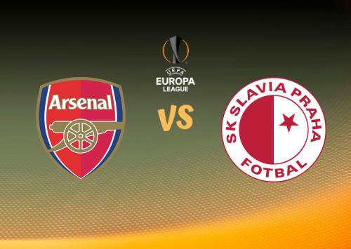 Arsenal vs Slavia Praha  Resumen y Partido Completo