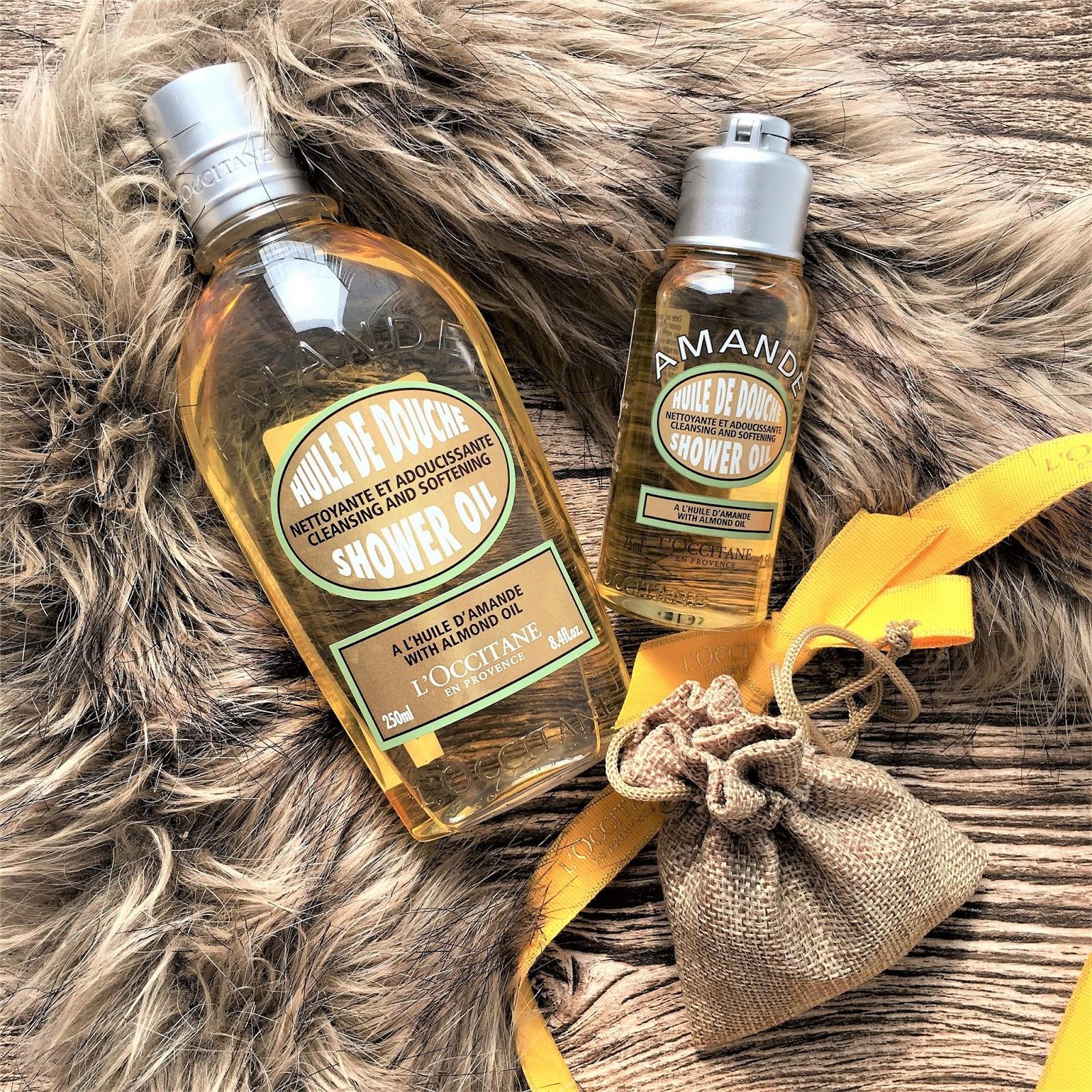 Migdałowy olejek pod prysznic L'Occitane  za 80 zł - czy jest wart swojej ceny?