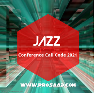 Jazz Conference Call Code 2021