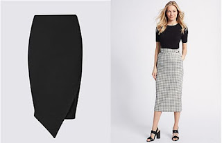 Tailored skirts