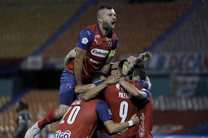 ¡Emocionante! La galería del debut de Independiente Medellín en la Liga BetPlay 2 2021, frente a Rionegro Águilas