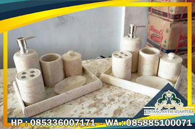 Tempat Sabun Dari Marmer, Tempat Sabun Batu Alam, Tempat Sabun Cair Marmer