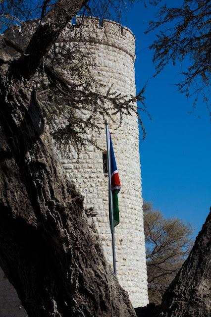 NWR Okaukuejo Camp Etosha National Park, Namibia