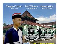 Desain Poster Film Santri Kalong SMK Yasmida Ambarawa