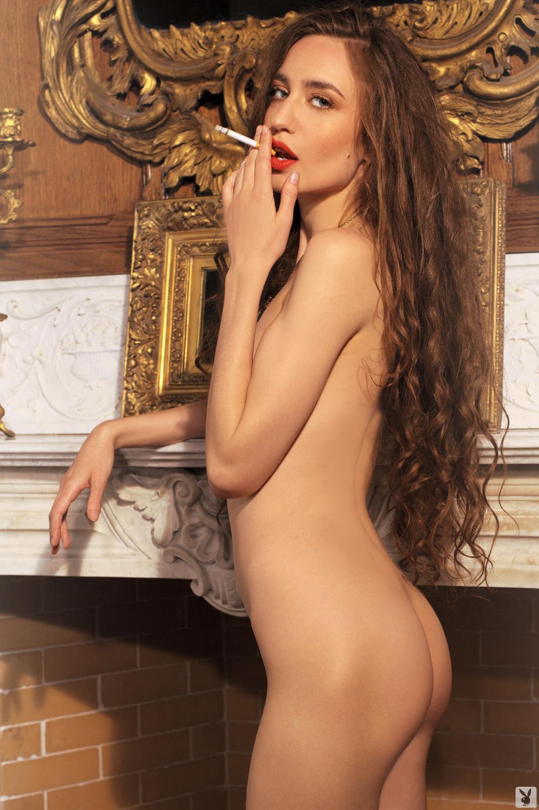 De Otros Mundos Lizzy Jagger Desnuda En Playboy