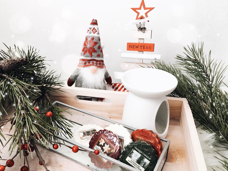 Moje TOP 5 ulubionych wosków Yankee Candle na zimę!