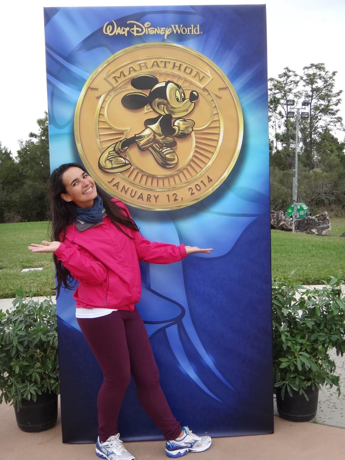 Marathon Mickey