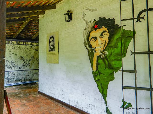 Casa natal de Che Guevara, Caraguatay, Argentina