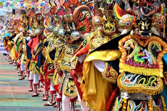 Carnaval 2021: Ministra de Culturas asegura que no se arriesgará la salud de la población