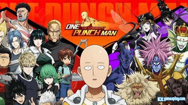 One Punch Man The Strongest Review - A Friendly Mobile RPG Game