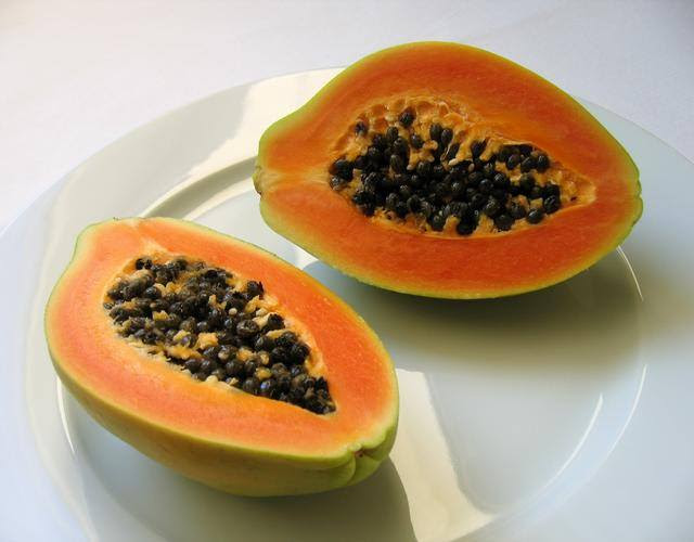 Papaya, Chinese Medicine, natural healing, YaDa Chef Palm Beach, Miami, Fort Lauderdale