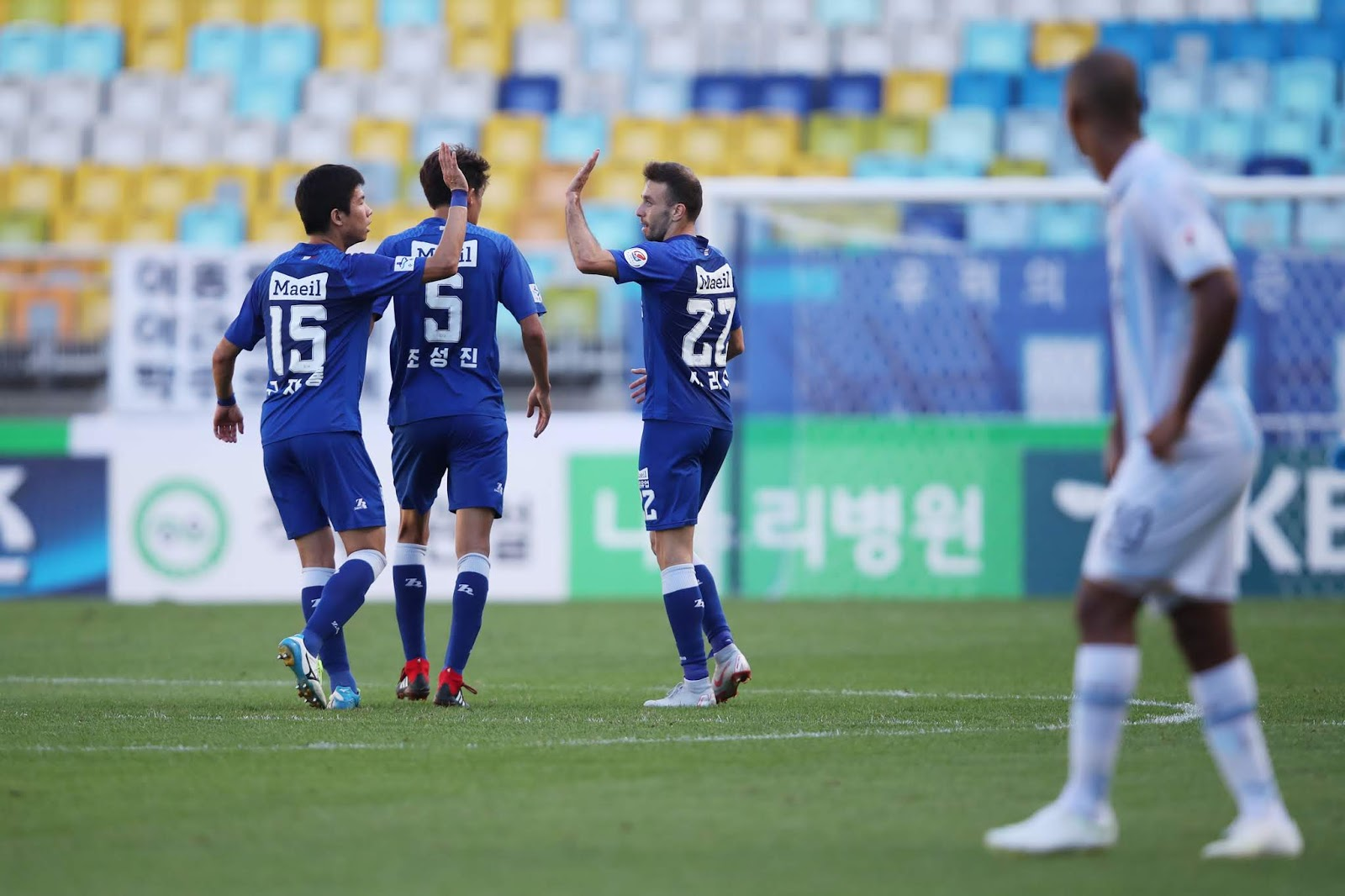 FA Cup Quarter-Final Preview: Suwon Bluewings vs Jeju United