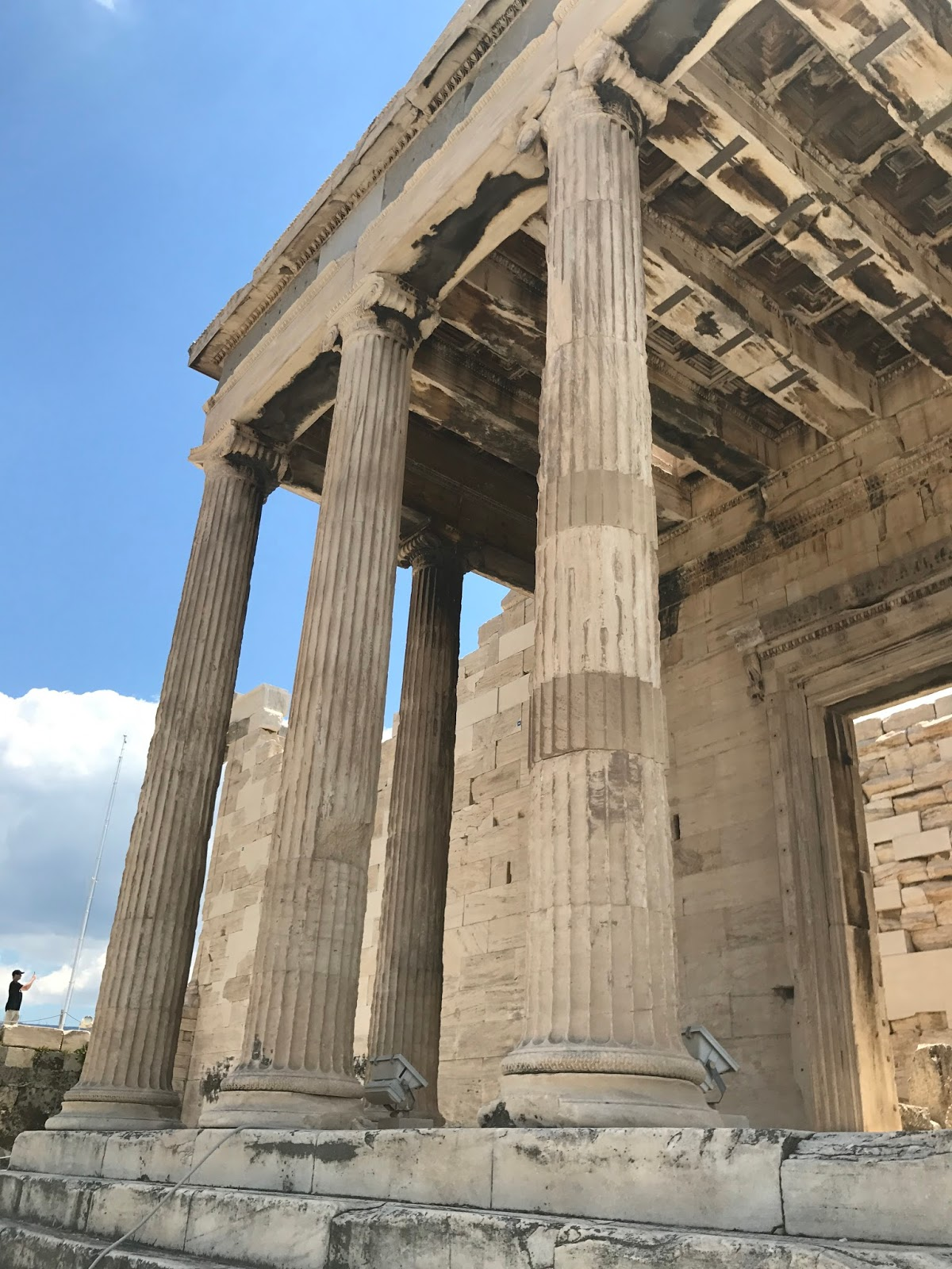 what to do in Athens Greece Parthenon