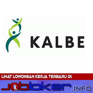 Lowongan Kerja Terbaru PT Kalbe Farma Manufacturing Di Cikarang
