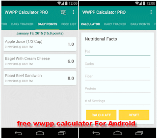 free wwpp calculator For Android