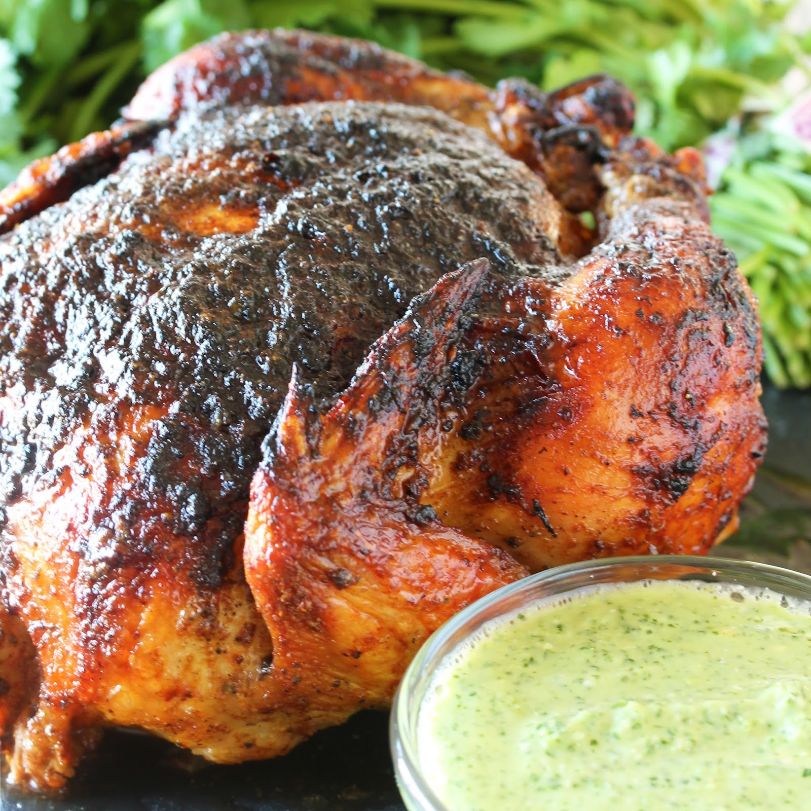 Oven Roasted Peruvian Chicken