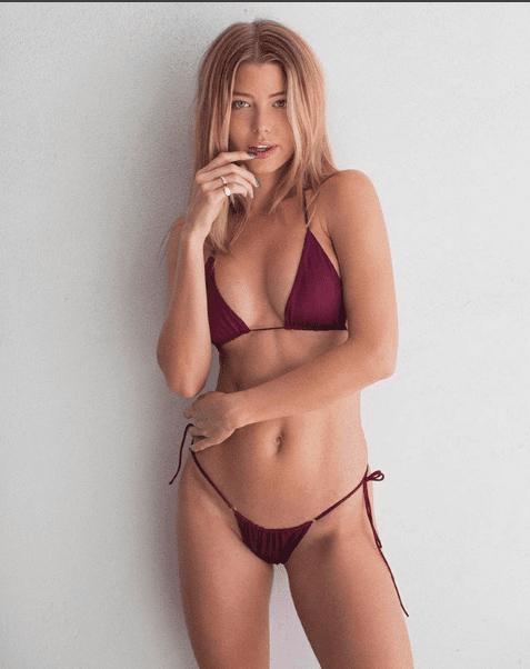 Luxury Makeup  Baskin champ the new girlfriend of justin bieber Makeup Look tutorial 2018