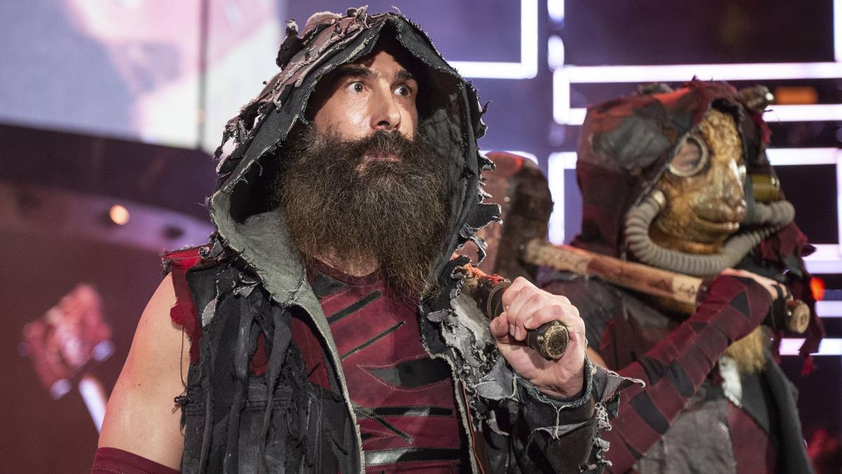 Luke Harper in WWE SmackDown