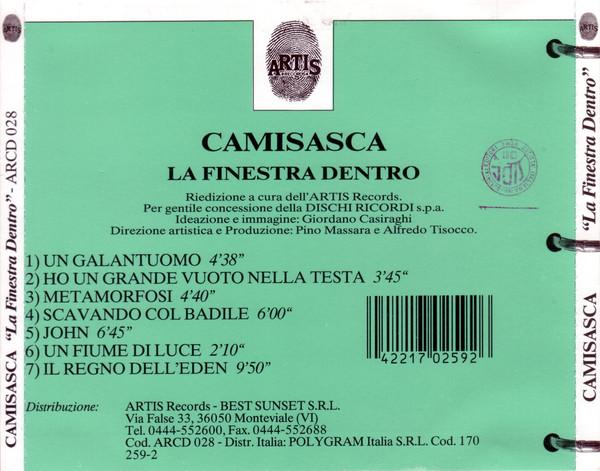 Johnkatsmc5 juri camisasca la finestra dentro 1974 rock progressivo italiano - La finestra album ...