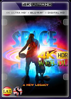 Space Jam 2: Una Nueva Era (2021) WEB-DL 4K UHD HDR LATINO/INGLES
