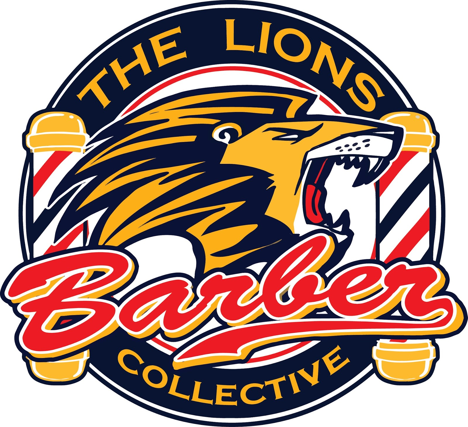 the lions barber collective | tom chapman hair design