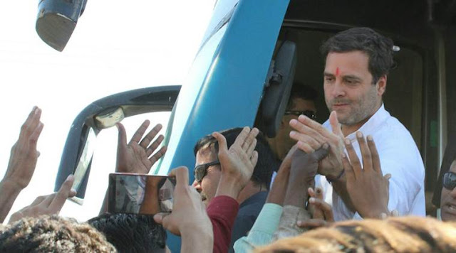 After avoiding crashes, Rahul went on a tour of Kailash Mansarovar